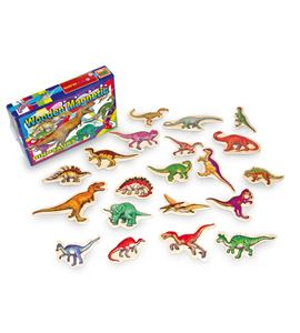 """Imanes """"dinosaurio"""" - 1435"""