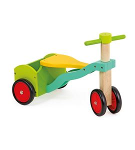Triciclo de madera nils - 1560