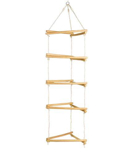 Escalera de cuerda - 1649