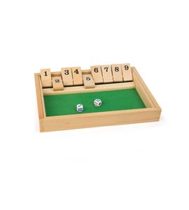 Shut the box - 2116