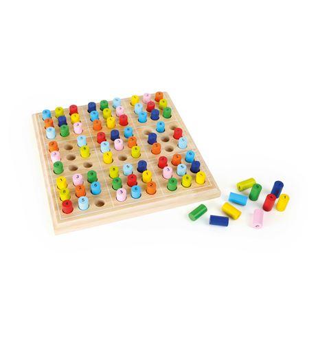 Sudoku, colorido - 2489