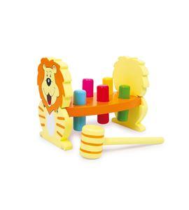 """Banco para golpear """"león"""" - 2645"""