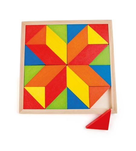 """Mosaico """"estrella"""" - 2694"""