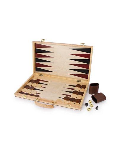 Maleta para ajedrez y backgammon - 2853