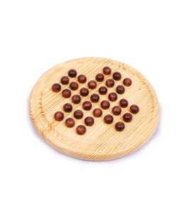 """Solitario """"bola de madera"""" - 2933"""