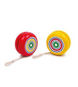 Yoyó, amarillo y rojo - 2935
