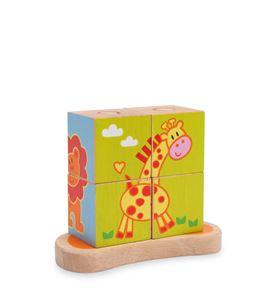 "Cubos para ensartar ""animales"" - 3362"