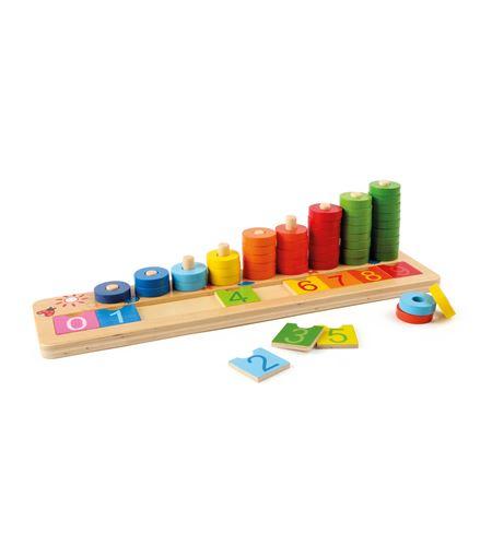 """Tablero de cálculo """"cubos"""" - 3405"""