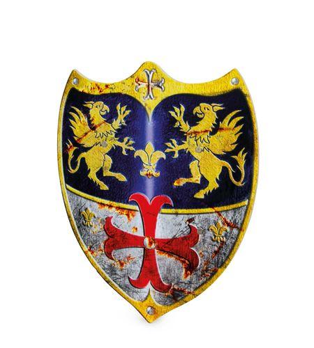 Escudo de madera, adam, set de 2 - 3431