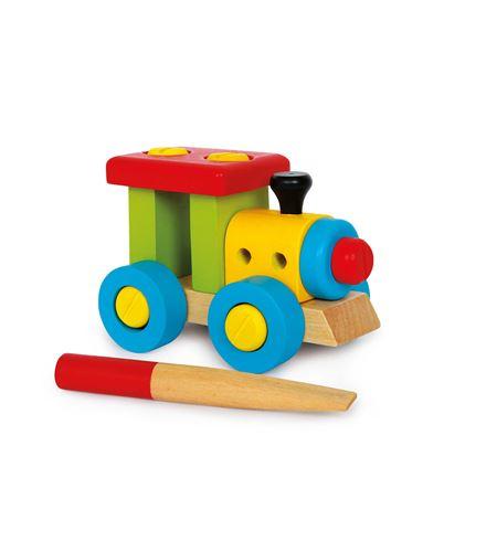 Locomotora de construcción - 3433