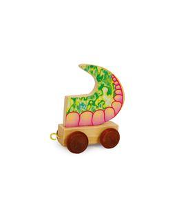 Tren de letras cola de dragón - 3437