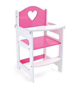 Silla de muñecas, rosa - 3486