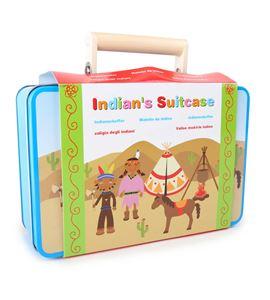 """Maleta """"set para índios"""" - 3922"""
