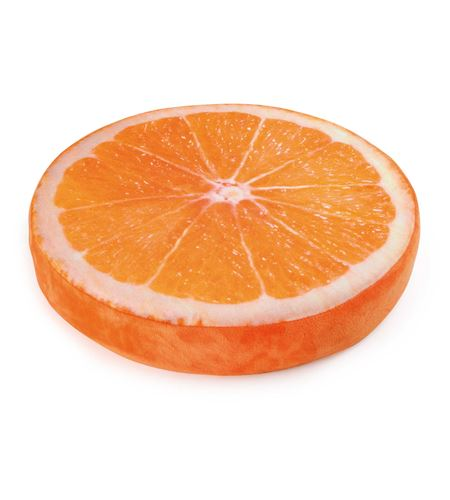 Cojín para sentarse naranja - 4167