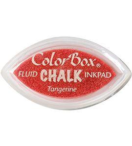 Tampón de tinta cat´s eye chalk - tangerine - CL71411