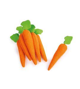 Zanahorias de fieltro - 4425