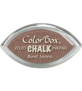 Tampón de tinta cat´s eye chalk - burnt sienna - CL71418