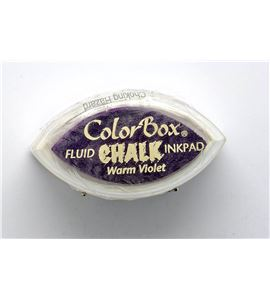 Tampón de tinta cat´s eye chalk - warm violet - CL71421