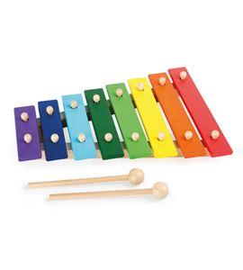 """Xilófono, multicolor """"8 notas"""" - 4619"""