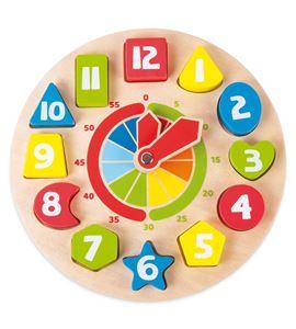 Reloj de aprendizaje ´formas´ - 4764