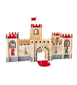 Castillo medieval clásico - 4776