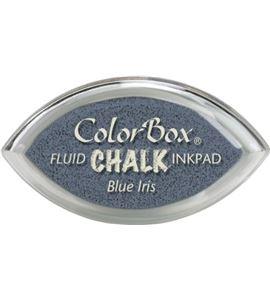 Tampón de tinta cat´s eye chalk - iris azul - CL71434