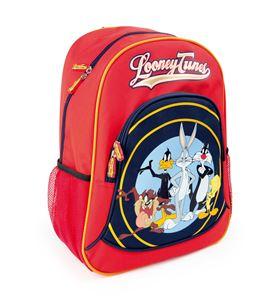 "Mochila escolar ""looney tunes"" - 4938"