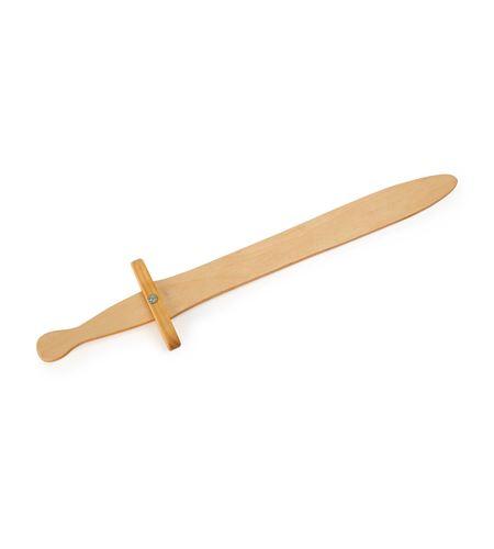 Espada de madera, rolando de bremen - 5001