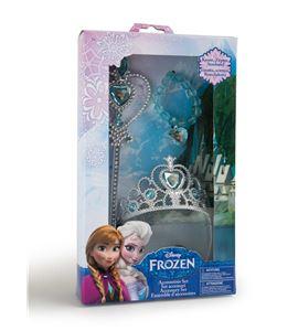 Complementos para disfraz princesa frozen - 5586
