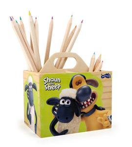 ´oveja shaun´ caja de lápices - 5719