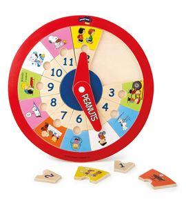 Reloj de aprendizaje ´peanuts´ - 5722