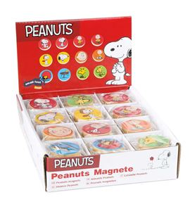Display imanes peanuts - 5724
