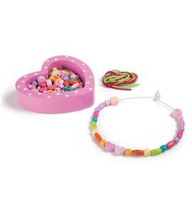 Diy - pulseras de perlas - 5894
