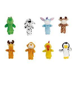 Marionetas de dedo mejores amigos - 6340