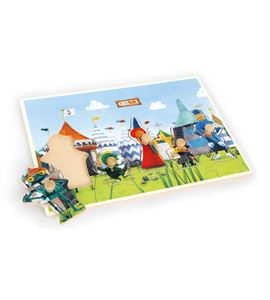Ritter rost puzle para encajar (don latón) - 6380