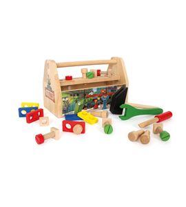 Ritter rost caja de herramientas (don latón) - 6382