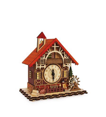 Reloj entramado - 6384