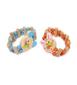 Reloj de pulsera, gato y ratón - 6442