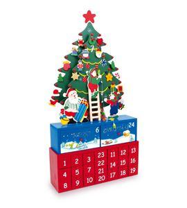 """Calendario de adviento """"árbol de navidad"""" - 6552"""