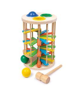"Torre para golpear ""bolas"", grande - 6569"
