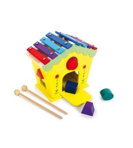 """Casa de juego musical """"dodoo"""" - 6620"""