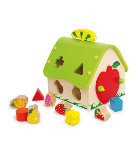 """Casa para encajar """"frutas"""" - 6622"""