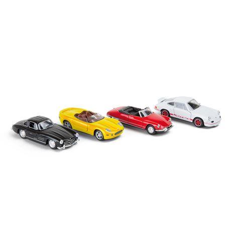 Display coches deportivos clásicos - 6647