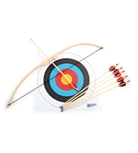 Set de tiro arco deportivo, 34 pulgadas - 6743