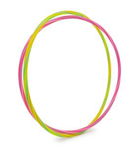 """Hula hoop """"neón"""" - 6854"""