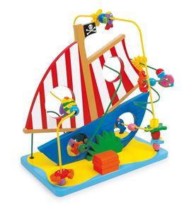 """Circuito de motricidad """"barco pirata"""" - 6897"""