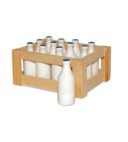 Botella de leche - 7062
