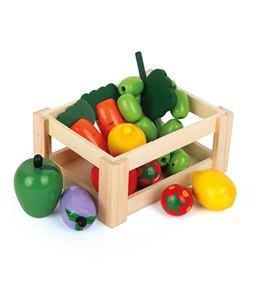 "Caja ""verduras"" - 7123"