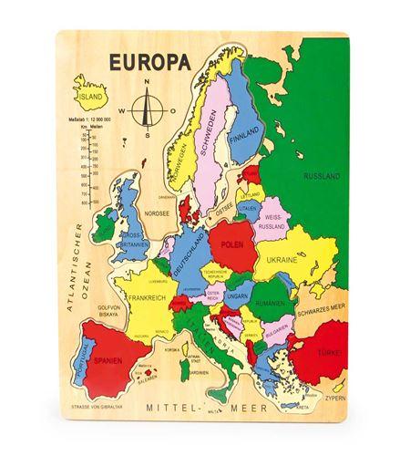 "Puzle ""europa"" - 7265"
