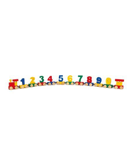 Tren de números con imanes - 7279